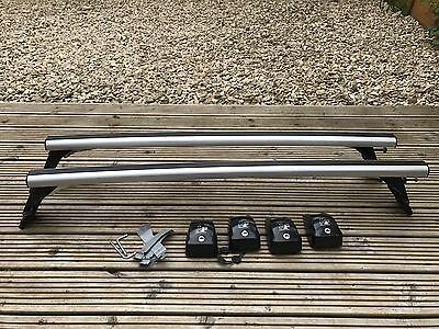 Roof Bars - Foot Pack 754