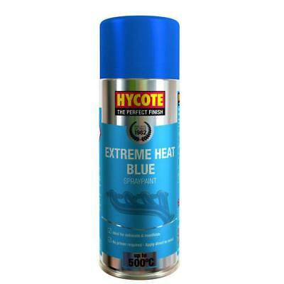 Blue Hycote VHT Extreme Heat Resistant Paint - Engine, Manifolds - 400ml