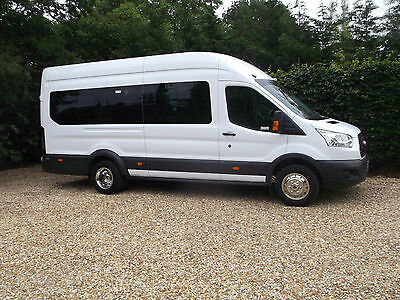 Ford Transit 2014 Minibus Trend 17 Mini Bus New Shape Very Good Condition
