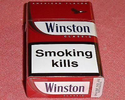 """*** """"winston"""" Classic!, Paquet Collection! ((( Intact!!! ))) ***"""