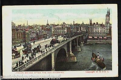216.625 London, Bridge after the 1904 Widening, gl1905