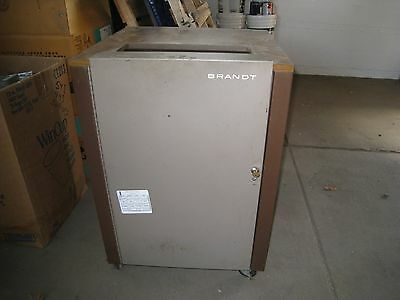 Brandt Coin Counter/Sorter Cabinet  GOING OUT OF BUSINESS SALE!!!