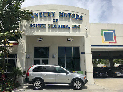 2005 Volvo XC90 V8 Sport Utility 4-Door LOW MILES NIADA CERTIFIED WARRANTY INCLUDED SUNROOF NON SMOKERS AWD 3RD ROW