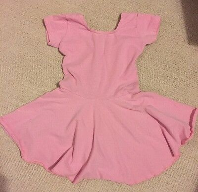 Girls Ballet Leotard Age 3-4