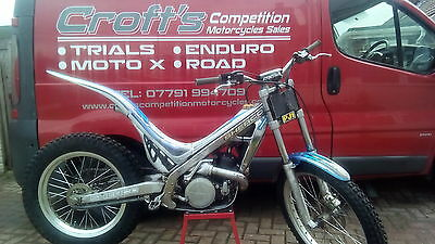 2004 Sherco 250 trials bike px poss motocross Enduro road trials. Delivery