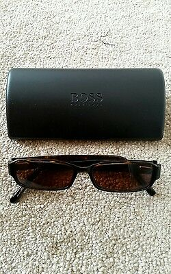 Ladies Hugo Boss prescription glasses frames designer