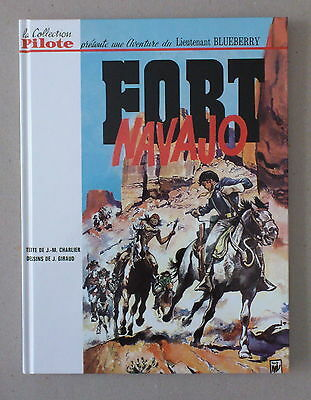 Giraud   BLUEBERRY    **  FORT NAVAJO  **  FAC-SIMILÉ 2010