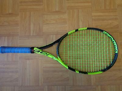 Babolat Pure Aero Nadal 100 head 10.6oz 27 inches 4 1/4 grip Tennis Racquet