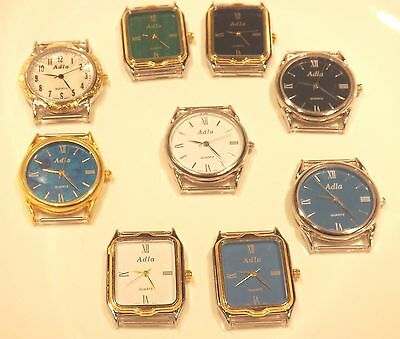 ADLA Quartz Watches for Native American and Southwest Watch Bands, Watch Tips