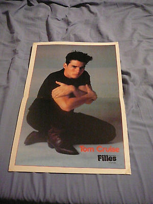 TOM CRUISE PIN UP POSTER PHOTO AFFICHE 11 x 16