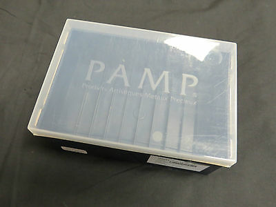 Hard Case Design Pamp Fortuna Container Box For 5 Oz Gold Bar Fits 10