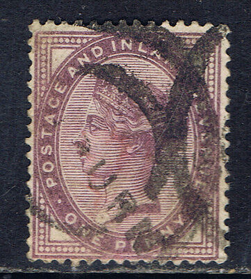 Great Britain #89(42) 1881 1 pence lilac Victoria KANTURK? Cancel