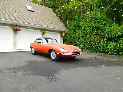 1965 Jaguar E-Type Series I 1965 Jaguar E-type Fixed Head Coupe R.H. Dr. With A Little James Bond Thrown In