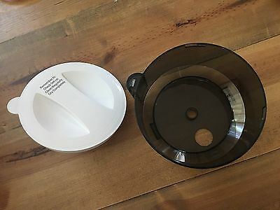 Baby Brezza Formula Pro Powder Container & Lid Replacement Part Only