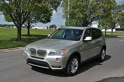 2011 BMW X3 xDrive35i 2011 BMW X3 xDrive35i - Low Miles, Very Clean.