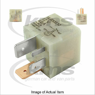 New Glow Heater Plug System Relay VEM V15710004 Top German Quality