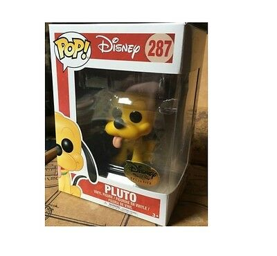 FUNKO Pluto Disney Treasures Festival Of Friends Exclusive limited edition #287
