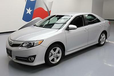 2014 Toyota Camry  2014 TOYOTA CAMRY SE SEDAN REAR CAM BLUETOOTH 39K MILES #396351 Texas Direct