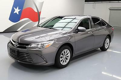 2015 Toyota Camry  2015 TOYOTA CAMRY LE AUTO CRUISE CTRL REAR CAM 19K MI #504727 Texas Direct Auto