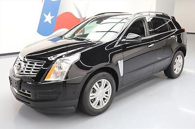 2014 Cadillac SRX Base Sport Utility 4-Door 2014 CADILLAC SRX 3.6 CRUISE CTRL BOSE BLUETOOTH 27K MI #546670 Texas Direct