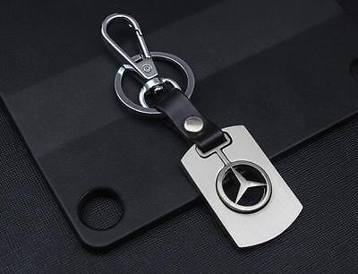 Car Logo Keychain Key Chain Key Ring Key Fob Benz accessories Car Parts Keys