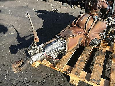 Ford Falcon XC-XF 4 Speed Manual Gearbox for 6 Cylinder Engine 1976-1988
