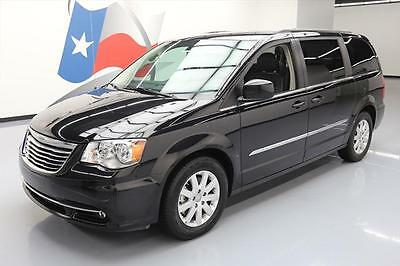 2016 Chrysler Town & Country Touring Mini Passenger Van 4-Door 2016 CHRYSLER TOWN & COUNTRY TOURING LEATHER DVD 38K MI #293119 Texas Direct