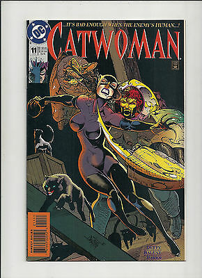Catwoman  #11  NM-   Vol 1