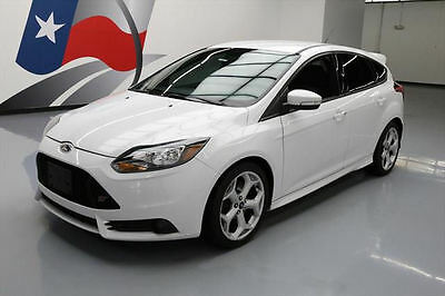 2014 Ford Focus  2014 FORD FOCUS ST HATCHBACK ECOBOOST 6-SPD ALLOYS 44K #286560 Texas Direct Auto