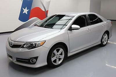 2013 Toyota Camry  2013 TOYOTA CAMRY SE PADDLE SHIFT GROUND EFFECTS 46K MI #209260 Texas Direct