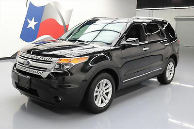 2015 Ford Explorer  2015 FORD EXPLORER XLT 7-PASS LEATHER NAV REAR CAM 28K #C48847 Texas Direct Auto