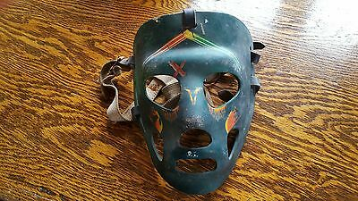 Vintage cooper hm7 Hockey Goalie Mask Street Hockey nhl