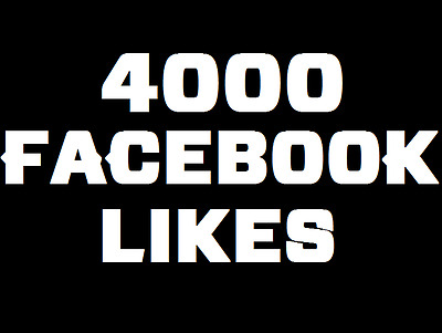 Get 4000 Facebook-Fan-Page-Like ( Safe - Permanent - Fast )