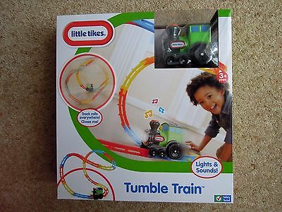 LITTLE  TIKES   Tumble Train   LIGHTS & SOUNDS    Brand New In Box    FREE POST