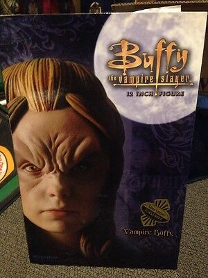 "Buffy The Vampire Slayer 12"" Figure Vampire Buffy SIDESHOW EXCLUSIVE!!"
