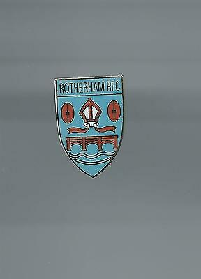 Rotherham  Rugby Union Badge
