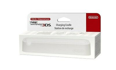 Base di Ricarica Charging Cradle White per New 3DS NUOVO SIGILLATO