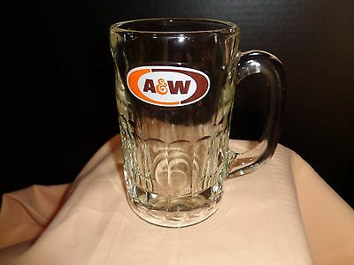 A & W ROOT BEER MUG 14 oz.