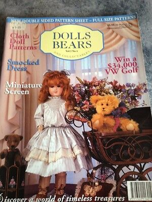 Australian Dolls And Bears Collectables Vol2 No4