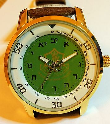 IdfUnisex High Quality Watch ,limited Stock ,hand MadeDial.unique,special.