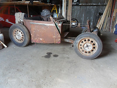 Hotrod Ratrod Project Triumph Spitfire and Steeltub/Steel tub