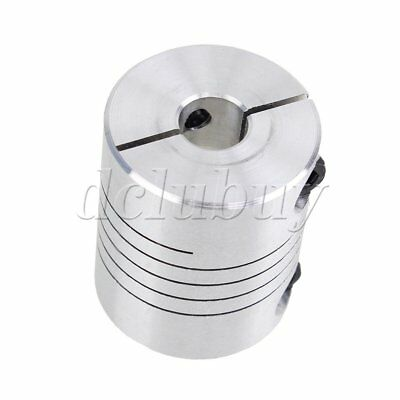 8 x 12mm CNC Stepper Coupler Flexible Shaft Motor Encoder Coupling