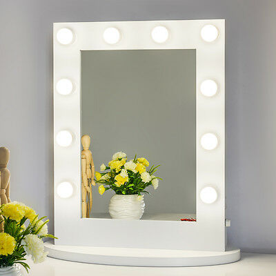 Hollywood makeup mirror with lights Aluminum Vanity lighted Mirror Dressing Room