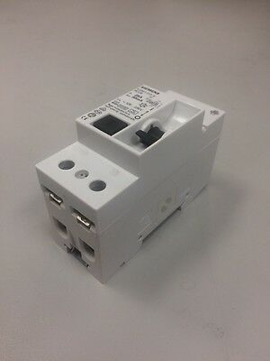 Siemens 5SM1 312-6 Residual Current-Operated Circuit Breaker- New, no Box