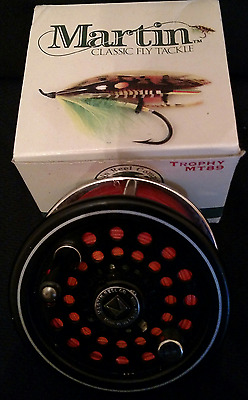 Martin Trophy Classic Fly Reel