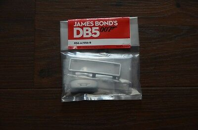 56 Build Your Own James Bond Goldfinger Aston Martin DB5 - Part  / Issue 56 NEW