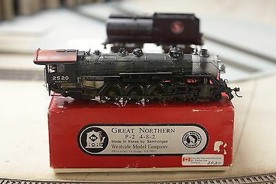 Westside Model Company Great Northern P-2 4-8-2 #2520