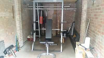 body solid series 7 smith machine, Gym Equipment.