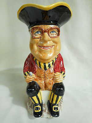 Henry Sandon Character Jug By Kevin Francis Limited Edition No.55 / 750 -Awesome