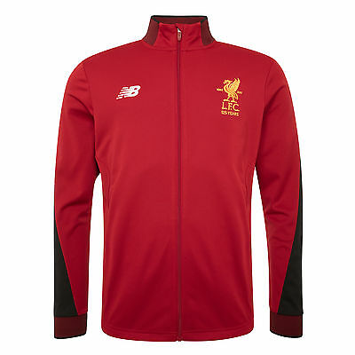 Liverpool FC LFC Junior Red Training Presentation Jacket 17/18 Official